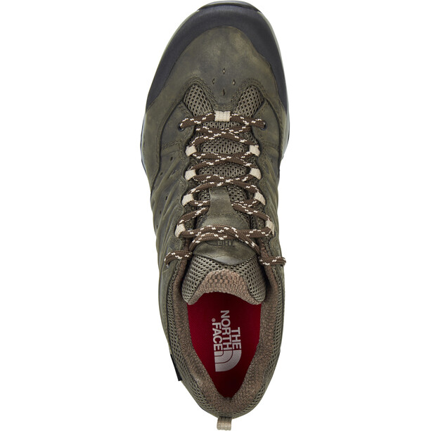 The North Face Hedgehog Hike II GTX Shoes Herr tarmac green/burnt olive green