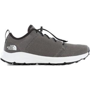 The North Face Litewave Flow Lace II Shoes Herr tnf black/tnf white tnf black/tnf white
