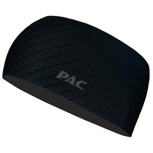 P.A.C. Seamless Opaska do czołówki, czarny czarny