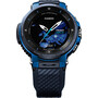 CASIO PRO TREK SMART WSD-F30-BUCAE Smartwatch Herren blue/blue/grey