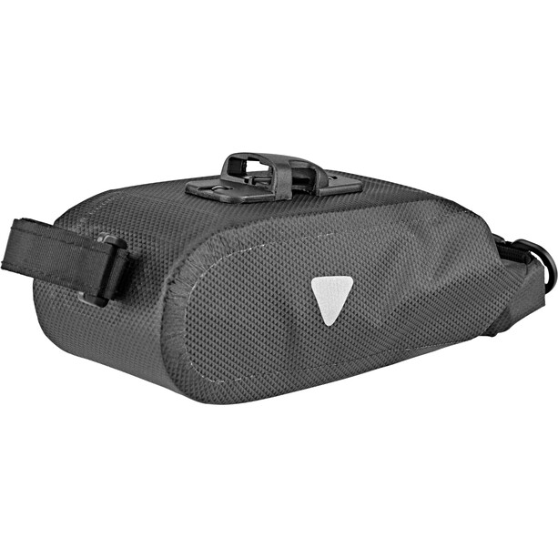 Red Cycling Products Water Resistant Triangle Satteltasche schwarz