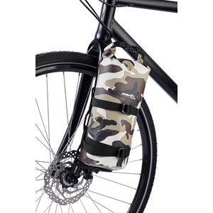 Red Cycling Products Water Resistant Fork Bag カモ