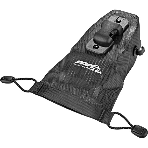 Red Cycling Products Water Resistant Satteltasche S black