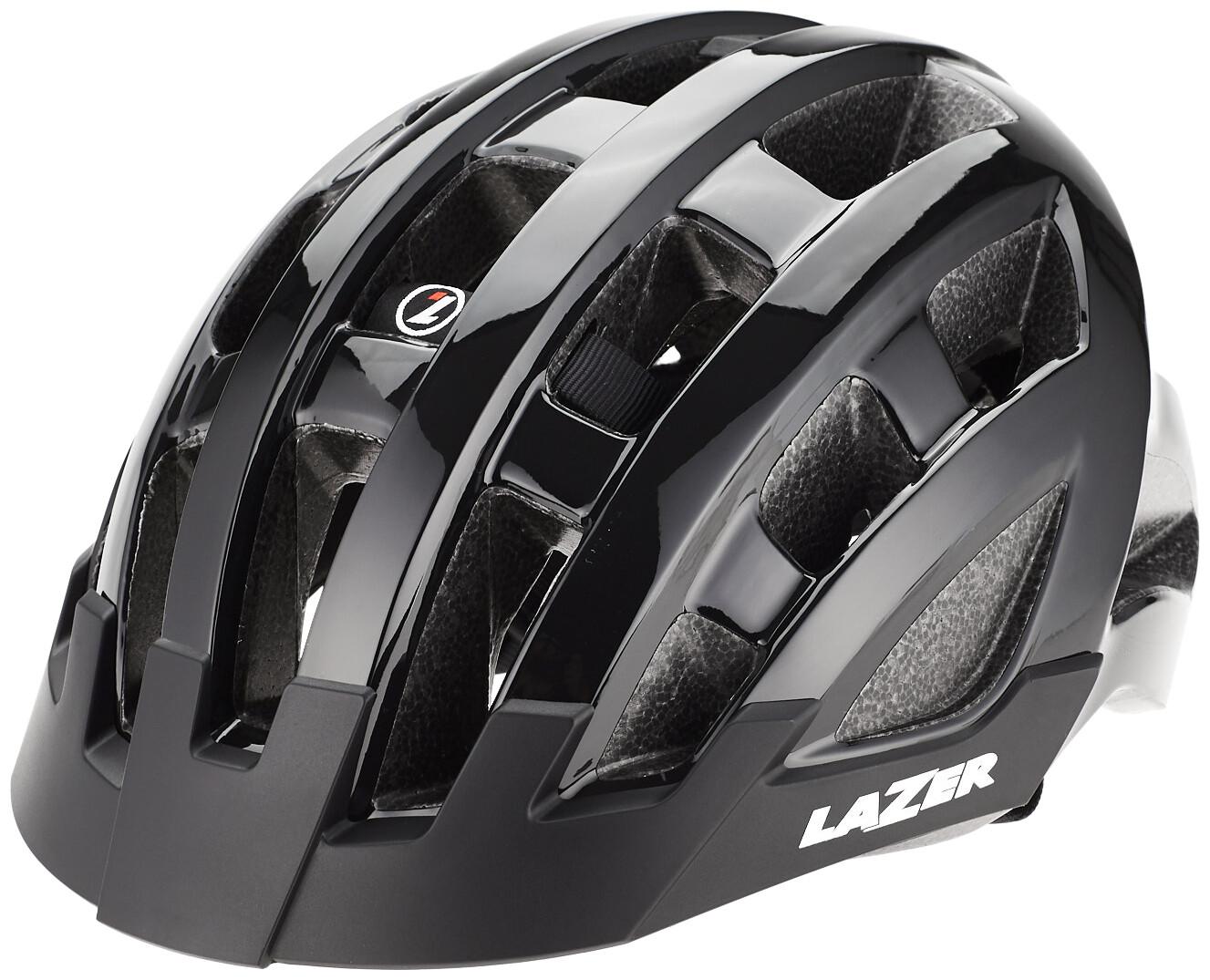 Lazer Compact cykelhjelm - Fluo   cykelhjelm