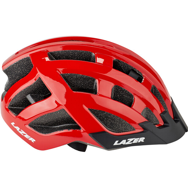 Lazer Compact Helm rot