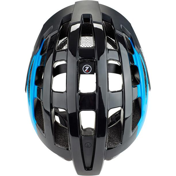 Lazer Compact Deluxe Helm black-blue