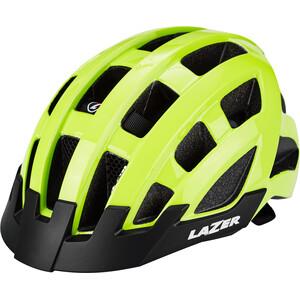 Lazer Compact Deluxe Helmet flash yellow flash yellow