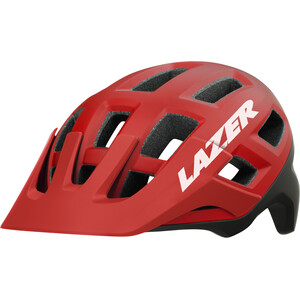 Lazer Coyote Helm red red