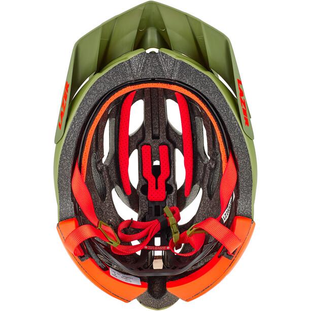 Lazer Magma+ Helm oliv
