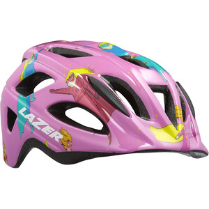 Lazer P'Nut Helmet with Insect Net Kids pink supergirl pink supergirl
