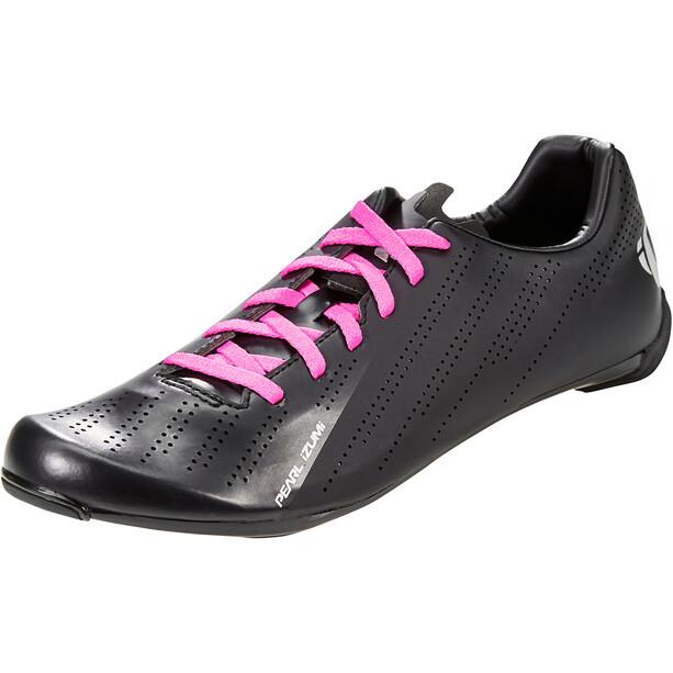 PEARL iZUMi Sugar Road Schuhe Damen black/black