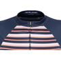 PEARL iZUMi Elite Pursuit LTD Jersey Dam stripes navy/sugar coral/peach
