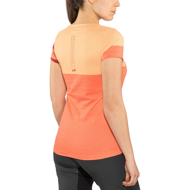 Protective P-Inner Vision T-Shirt Damen coral