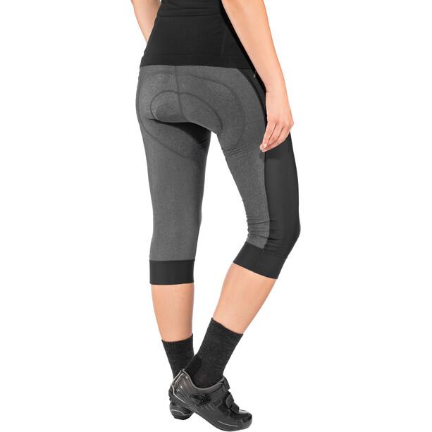 Protective Effect 3/4 Tights Damen grey melange