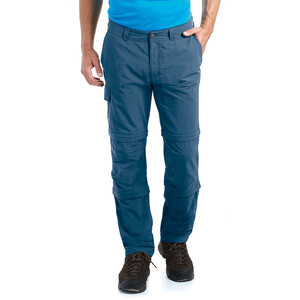 Maier Sports Saale Triple Zip-Off Hose Herren ensign blue ensign blue