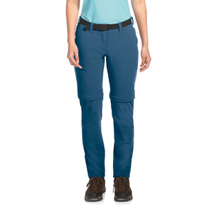 Maier Sports Inara Slim Zip-Off Hose Damen ensign blue ensign blue
