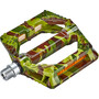 Red Cycling Products Light Platform Pedale camo