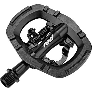 Red Cycling Products MTB Kombi Pedals SPD ブラック