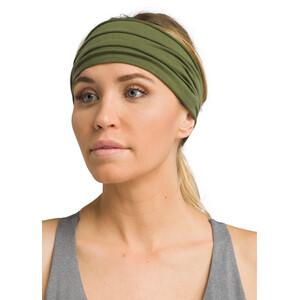 Prana Organic Stirnband Damen cargo green cargo green