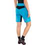 Karpos Ballistic Evo Shorts Damen dresden blue/black