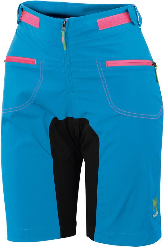 712a2440 tullegave til venninne Karpos Ballistic Evo Sykkelbukse Dame turkis XL 2019  Sykkelshorts / Baggy shorts
