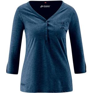 Maier Sports Clare 3/4 Shirt Damen blau blau