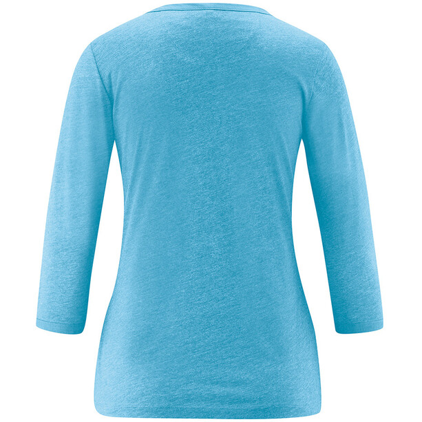Maier Sports Clare 3/4 Shirt Damen blau