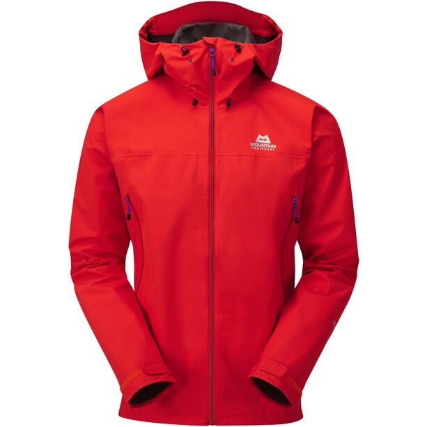 Mountain Equipment Gandiva Jacket Herr röd