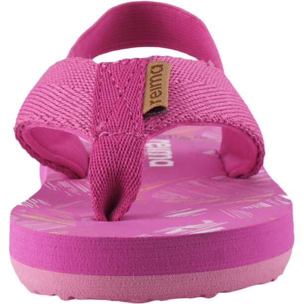 Reima Plagen Sandalen Kinder candy pink