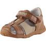 Reima Messi Sandals Barn warm brown
