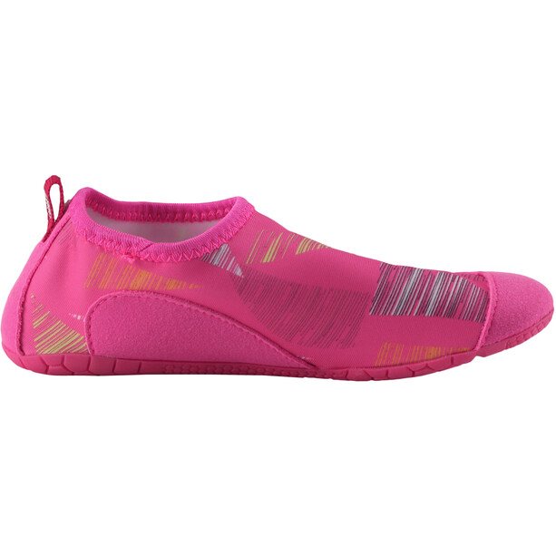Reima Twister Slippers Barn pink