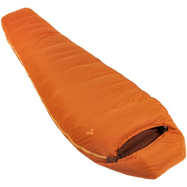 VAUDE Marwees 500 XL Down Schlafsack orange madder