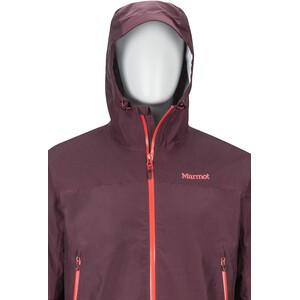 Marmot Eclipse Jacke Herren burgundy burgundy