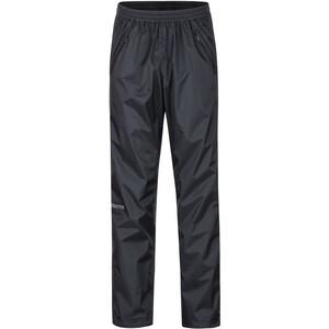 Marmot PreCip Pantalon entièrement zippé Homme, noir noir
