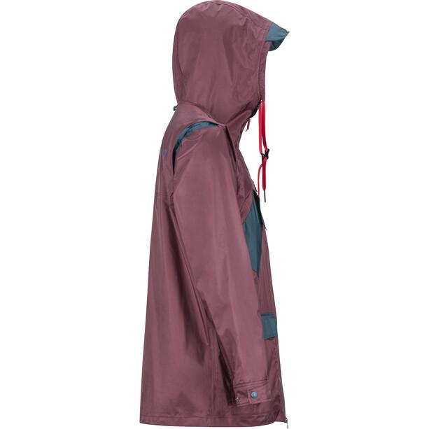 Marmot Ashbury PreCip Plus Takki Miehet, punainen