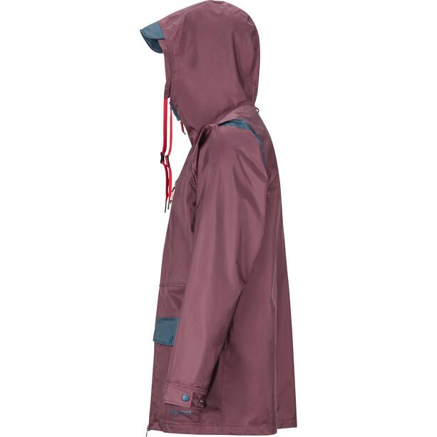 Marmot Ashbury PreCip Plus Veste Homme, rouge