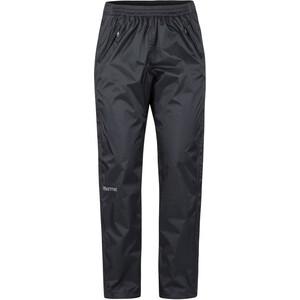 Marmot PreCip Full-Zip Hose Lang Damen schwarz schwarz