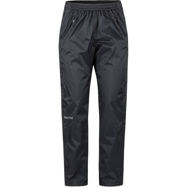 Marmot PreCip Eco Lange Full-Zip Hose Damen black