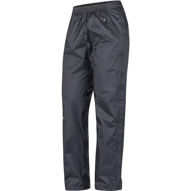 Marmot PreCip Plus Full-Zip Hose Damen schwarz