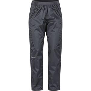 Marmot PreCip Full-Zip Pants Women, noir noir