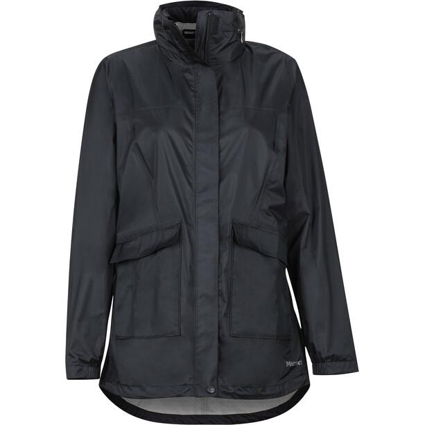 Marmot Ashbury PreCip Eco Takki Naiset, black