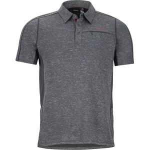Marmot Drake Kurzarm Polo Herren slate grey slate grey