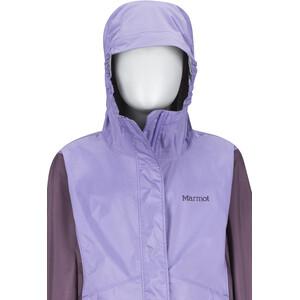 Marmot PreCip Eco Jacke Mädchen paisley purple/vintage violet paisley purple/vintage violet