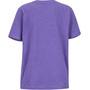 Marmot Nico Kurzarm T-Shirt Mädchen purple rush heather