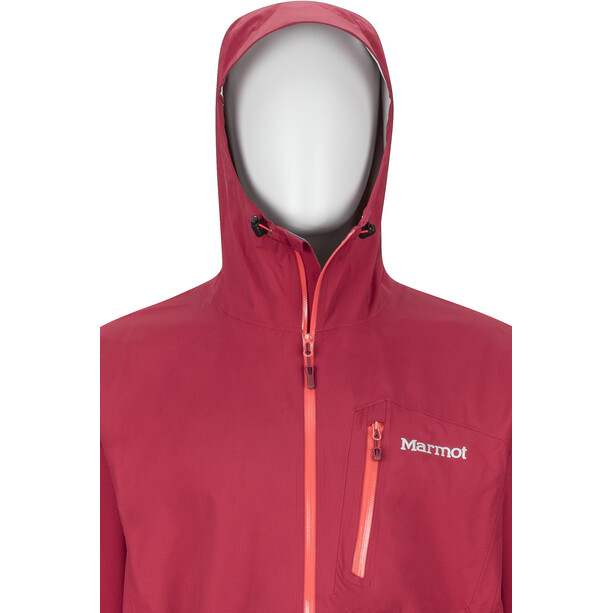 Marmot Essence Jacket Herr sienna red