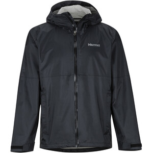 Marmot PreCip Eco Plus Jacket Herr black black