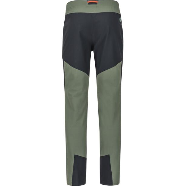 Marmot Pillar Pants Herr crocodile/black