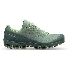 On Cloudventure Shoes Dam moss-olive moss-olive
