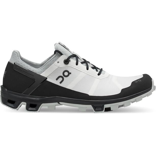 On Cloudventure Shoes Dam white-black
