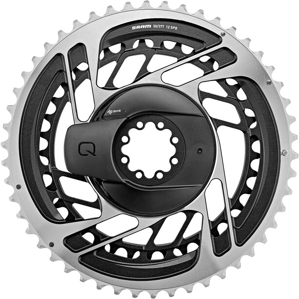 SRAM RED AXS Leistungsmesser Kit 50/37 Zähne Direct Mount 12-fach schwarz